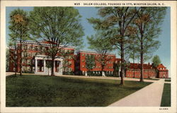 Salem College, Founded in 1771