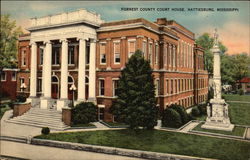 Forrest County Court House