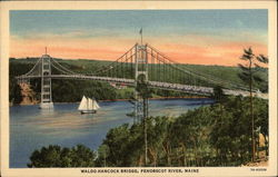 Waldo-Hancock Bridge