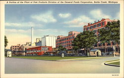 Portion of Plant of Post Products Division of General Foods Corporation