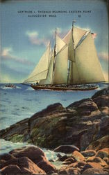 Gertrude L. Thebaud Rounding Eastern Point