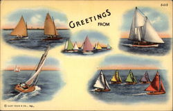 Greetings - Yachts