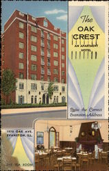 The Oak Crest - An Apartment Hotel