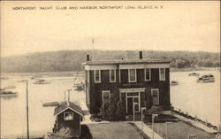 Northport Yacht Club and Harbor - Long Island