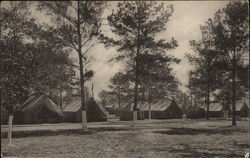 Headquarters, Camp Logan