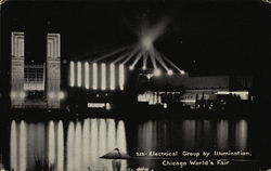 Electrical Group by Illumination Postcard