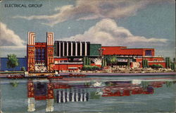Electrical Group, Chicago's 1933 International Exposition Postcard