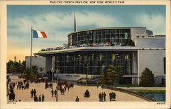 The French Pavilion - New York World's Fair