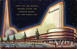 Firestone Factory Exposition Building and Farm