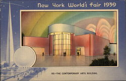 The Contemporary Arts Building, New York World's Fair, 1939