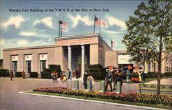 World's Fair Building of the YMCA of the City of New York