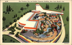 The Firestone Tire and Rubber Company Building, New York World's Fair