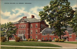 Junior College Postcard