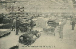 One of the Tobacco Sales