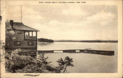 Boat House - Wells College
