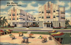Vintage Miami Beach Florida Vintage Postcards & Images
