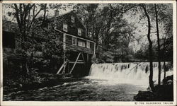 The Silvermine Tavern - The Old Mill