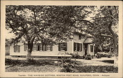 The Wayside Cottage, Boston Post Road