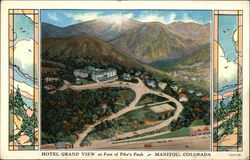 Hotel Grand view at Foot of Pike's Peak