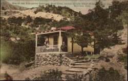 One of the Attractive Cottages, Pine Cove, owned by Ute Chief Mineral Water Co