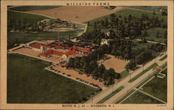 Aerial View of Millside Farms, Route N.J. 25