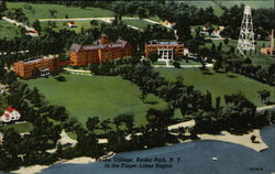 Keuka College, In the Finger Lakes Region