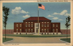 Post Headquarters, Chanute Field