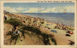 The Town Beach - Cape Cod