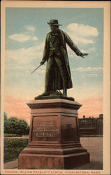 Colonel William Prescott Statue