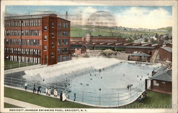 Endicott johnson swimming pool - Johnson swimming pool roseville ca ...