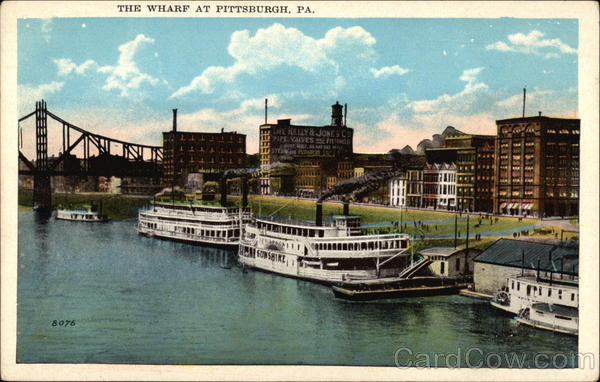 The Wharf Pittsburgh Pennsylvania