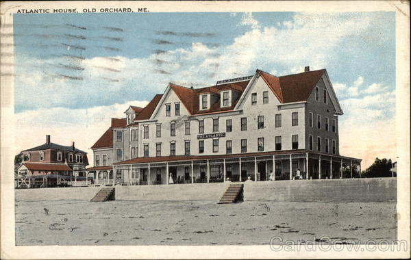 Atlantic House Old Orchard Beach Maine