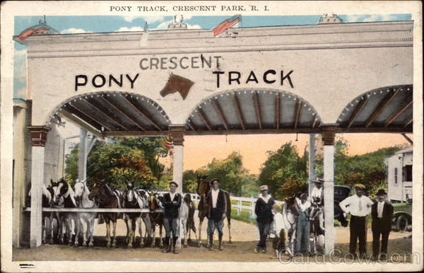 Pony Track Crescent Park Rhode Island