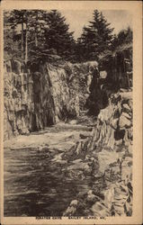 Pirates Cave Postcard