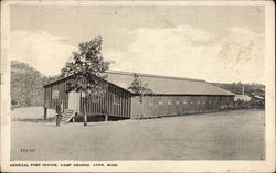 Camp Devens - General Post Office