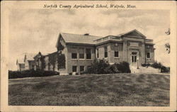 Norfolk County Agricultural School