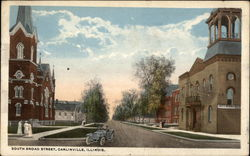 South Broad Street Postcard