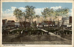 The Square Postcard