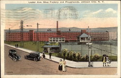 Lester Ave. Shoe Factory and Playgrounds