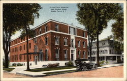 Glens Falls Hospital and Nurses Home