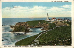 Cape Foul Weather Lighthouse