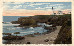 Cape Foulweather - The Lighthouse by the Sea