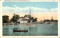 New Rochelle Yacht Club