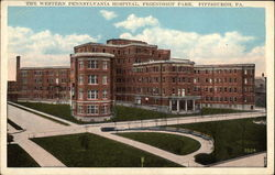 The Western Pennsylvania Hospital, Friendship Park