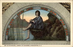 Boy of Winander, Library of Congress