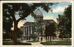 Sangamon County Court House