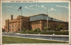 Second Regiment Armory