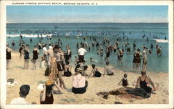 Sumner Avenue Bathing Beach