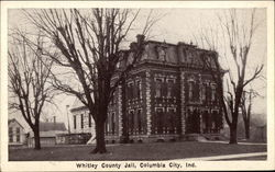 Whitley County Jail