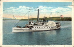 Steamer Mt. Washington